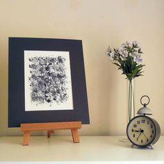 Hidden Arrow - Original Abstract Ink Painting - NOT A PRINT Ink Painting, Arrow, Abstract Art, Gallery Wall, The Originals, Frame, Handmade Gifts, Artwork, Etsy