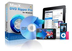 MacX DVD Ripper Pro - Review! http://www.espacularaiesa.com/2013/10/16/macx-dvd-ripper-pro-for-windows-review/