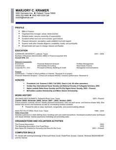 A Sample Combination Resume Using Aspects Of Chronological And Functional Formats View More