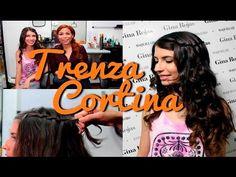 Trenza cortina por Gina Rojas