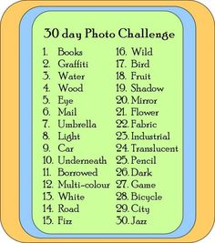 September 30 day photo challange | September 30 day photo challenge | DIY Projects & Crafts