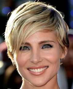 very good instructions for pixie cuts for different shaped faces