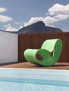 Arte urbana colore o tríplex carioca com vista pro mar