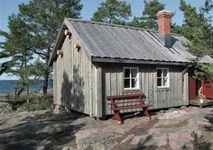 tiny+house+finland | cottage in Åland archipelago, Finland