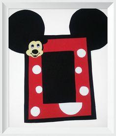"Moldura ""Mickey"""