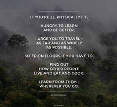 20 of the Most Inspiring Travel Quotes of All Time