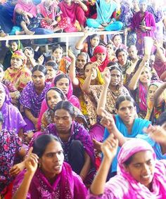 1,500 Bangladesh Garment Workers Are On A Hunger Strike http://www.refinery29.com/2014/08/72224/bangladesh-garment-worker-hunger-strike-tuba-group