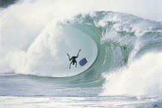 The Frog Man by Sean Davey on 500px #Bodyboarding #shorebreak