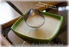 Béchamel-Sauce ultra schnell & einfach auf Video #bechamel #rezept #sauce #bechamelsoße #franzoesisch #frankreich