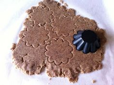 Hazelnut and Olive Oil Shortbread!