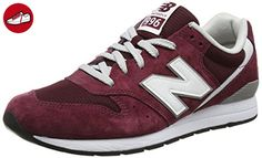 New Balance Herren MRL996V1 Sneakers, Rot (Red/White), 44.5 EU - New balance schuhe (*Partner-Link)