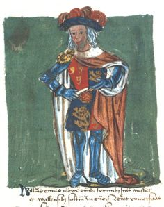 William Earl of Gloucester