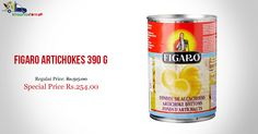 Shop Online for #Figaro #Artichokes at Discounted Price on Kiraanastore.