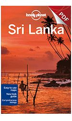 """eBook Travel Guides and PDF Chapters from Lonely Planet: Sri Lanka - """"Colombo"""" (PDF Chapter) Lonely Planet"""