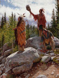 Oglala Offerings Lakota - James Ayers