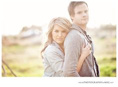I love every pose from this session!  Perfect Engagment pics