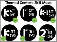 Tara West Themed Centers Skill Focus MapDo you own my K-2 themed center packets?  If so you'll want to download this skill focus map!  All centers are listed and can be easily accessed through this document!  This document will continue to be updated as the additions are added to the growing bundles!How can I view more about these centers?Sure thing!