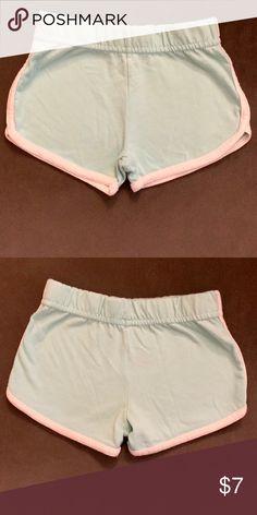 fc404373 Light Turquoise Shorts w/ White stripe on side Light Turquoise Shorts w/  White stripe