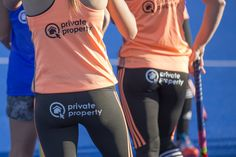 Private Property's sponsorship of the SA Women's Hockey team shows our support for South African women. Women's Hockey, Private Property, African Women