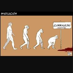 #Corralejas #Involucion #Fail