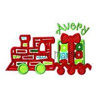 Ric Rac Gift Train