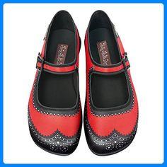Platte schoenen, ballerina's Damen Halbschuhe Warm