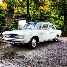 Audi 100 in Krefeld ma1970ne Instagram