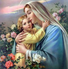 1 Enero: Solemnidad de Santa María, Madre de Dios.
