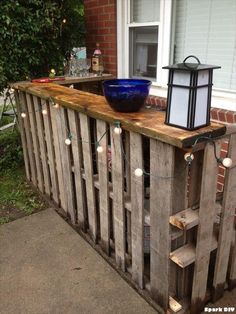 Recycled Pallet Furniture- An Inspiring Way of Living | Pallets Furniture Designs