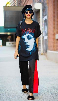 Fashion Clue | Street Outfits & Trends : Photo