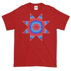 Star Quilt Bountiful REI'S t-shirt