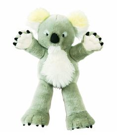 Take a look at this Kirby Koala Hand Puppet by Manhattan Toy on #zulily today!