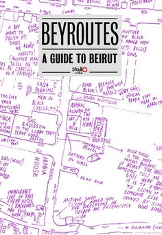 Beyroutes - A Guide to Beirut