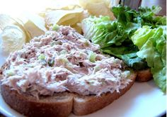 Italian Tuna Spread - Delectable tuna fish sandwich to enjoy with close pals or family.