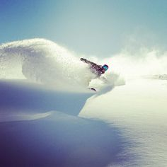 The Love of Snow and Board