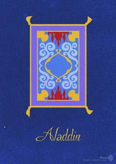 aladdin and flying carpet Wall Decor - Yahoo Image Search Results Disney Love, Disney Magic, Disney Art, Aladdin Wallpaper, Disney Wallpaper, Iphone Wallpaper, Disney Minimalist, Minimalist Poster, Aladdin Magic Carpet