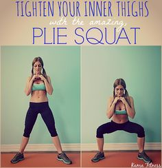 Plie Squats Work What Muscles The following looks insightful. Have a quick look and decide what you think