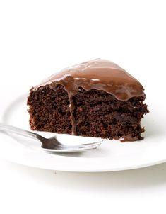 Dairy Free Chocolate Cake - Sweetest Menu