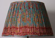 One of our beautiful new lampshades @ Samarkand