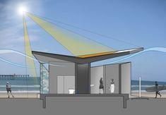 Galeria de Banheiro Público em Ocean Beach / Kevin deFreitas Architects - 26