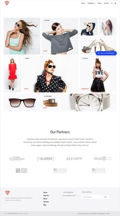 Falcon is clean and minimal multipurpose responsive #WordPress theme for stunning #eCommerce website with 12+ niche homepage layouts download now➩ https://themeforest.net/item/falcon-clean-minimal-multipurpose-wordpress-theme/19478275?ref=Datasata