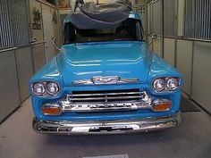 1958 Chevrolet Other Pickups Much chrome 1958 chevy truck
