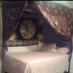 My new bohemian bed ~