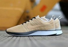 The Nike Dualtone Racer consists as a brand new silhouette and suggested to be inspired by the Nike Flyknit Racer.