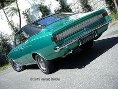Chevrolet Opala Gran Luxo 1973