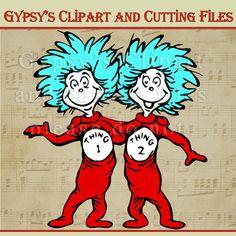Dr Seuss SVG, Cat in the Hat, Thing 1, Thing 2, Studio 3, Lorax, Cameo Silhouette, Cricut, Vector, Pattern, png, svg,ai,eps, dxf - https://www.etsy.com/listing/248539240/dr-seuss-svg-cat-in-the-hat-thing-1?utm_source=socialpilotco&utm_medium=api&utm_campaign=api #art #cuttingmat #cricutmachine #stationary #cricutexploreair #papercrafting #papercraft #cricutexplore #crafts #stationery #cricutforsale #kraftpaper #cardmaking #etsy #etsysellers #silhouettecameo #cricutexplore…