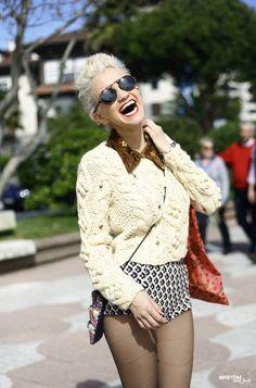 #neutral tones #look #blogger#style #fashion #sunglasses #smile #chicwish #giantvintage @Anita Cauley Vintage @chicwish