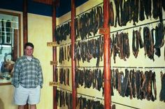 Mark Blumberg& South African Biltong Recipe Page