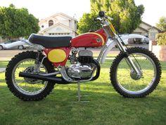 1974 Bultaco 360