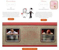 Invitatie Online- tema calatorie  Save the date Online - Wedding Invitation, Theme Travel